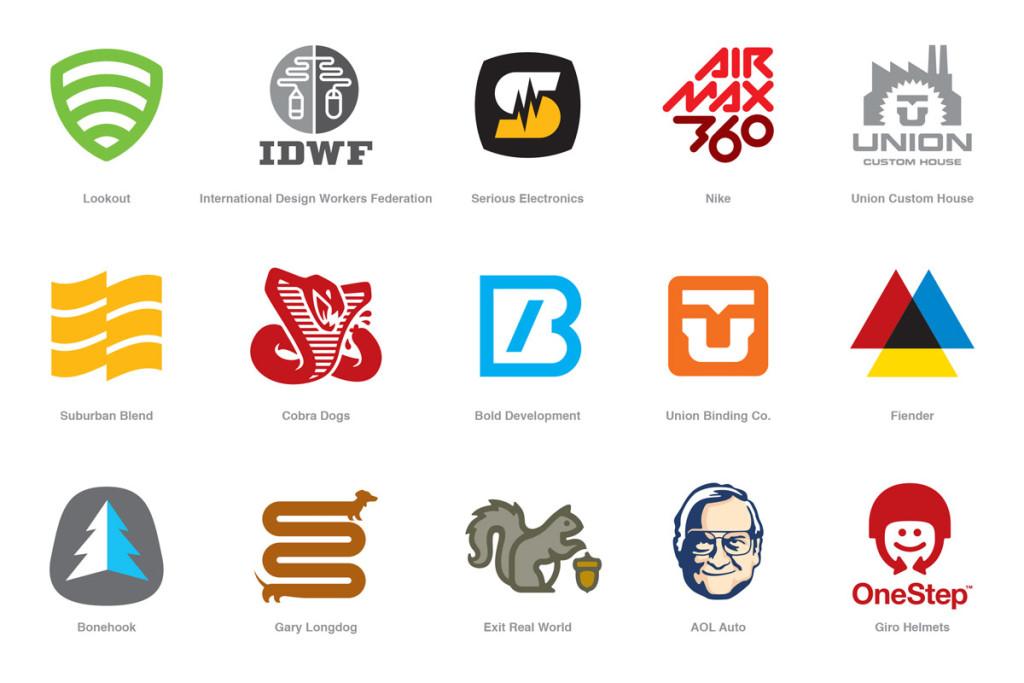 Aaron-James-Draplin-logos